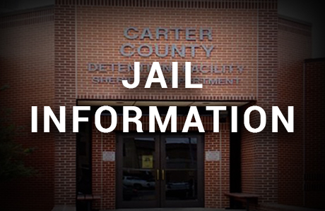jail information carter county ok