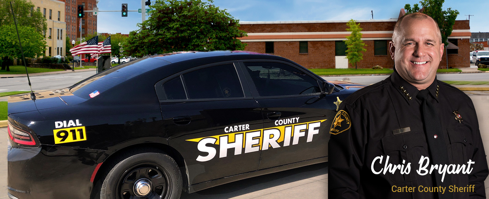 Carter County Sheriff's Office OK